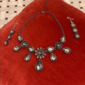 Dark Victorian Costume Jewelry
